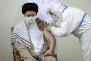 فیلم | تزریق نوبت دوم واکسن ایرانی به رهبر معظم انقلاب