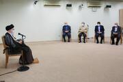 قائد انقلاب اسلامی نے جمعہ تیئیس جولائي کی صبح کورونا وائرس کی ایرانی ویکیسن کا دوسرا ڈوز لیا