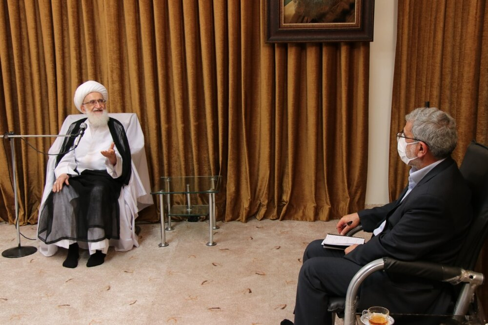 اخلاص، توکل و اعتماد به خداوند از ویژگی قوای مسلح جمهوری اسلامی ایران است