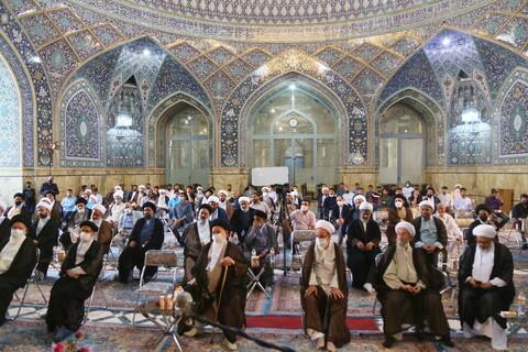 تصاویر / آیین رونمایی کتاب مقتل الحسین (ع)