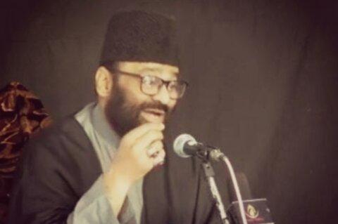 مولانا سید حامد علی زیدی
