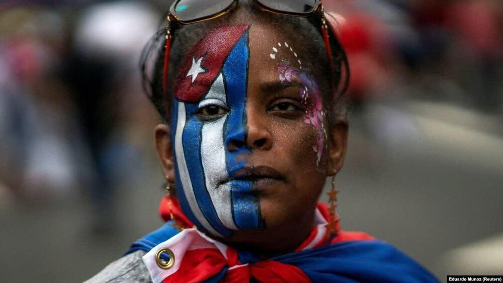 شبکه پرستیوی پشت پرده حمایت آمریکا از اعتراضات کوبا را افشا می کند