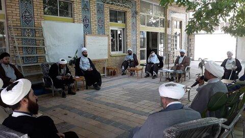 شورای مشورتی حوزه علمیه