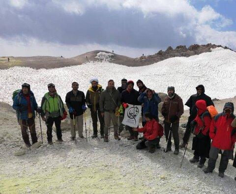 صعود و کوهپیمایی