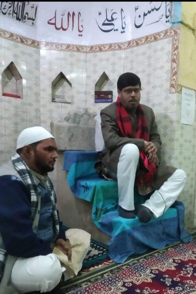 مدرسِ قرآن مولانا سید ذیشان حیدر نقوی کی حیات و خدمات