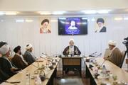 تصاویر / مراسم بزرگداشت مرحوم استاد محمدحسین فرج نژاد به صورت مجازی