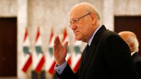 """""""نجیب میقاتی"""" نخست وزیر اسبق لبنان"""