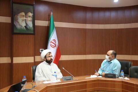 تصاویر/ نشست خبری همایش کتاب سال حکومت اسلامی