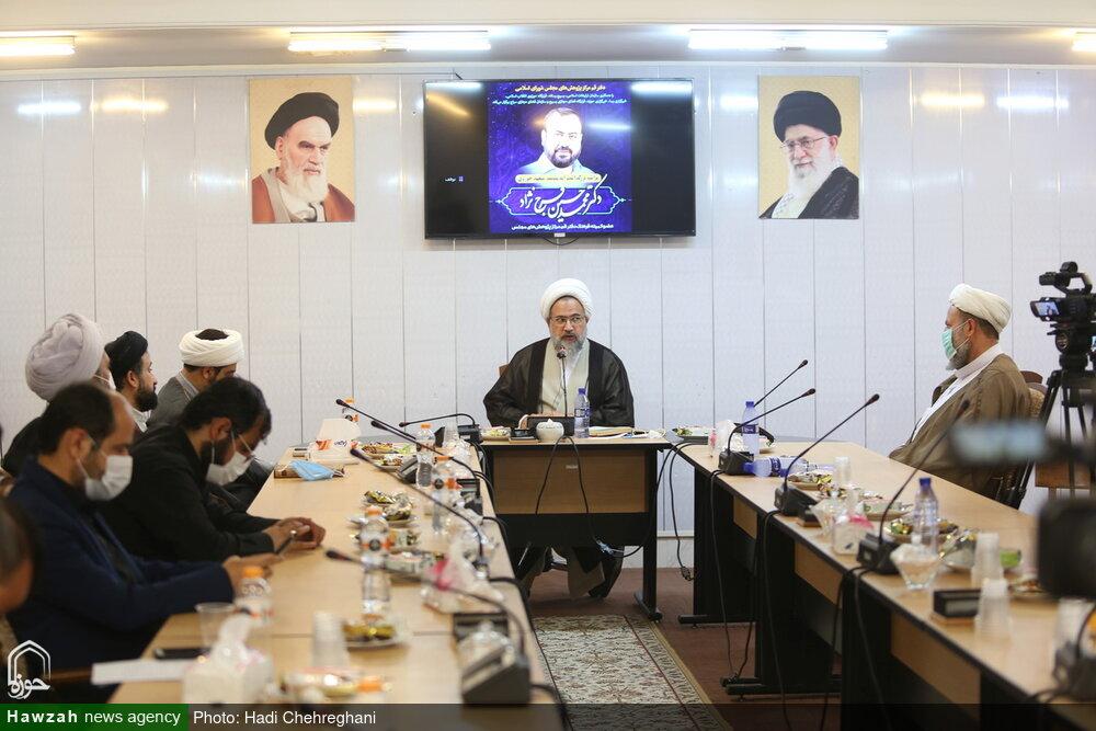 مراسم بزرگداشت مرحوم فرج نژاد برگزار شد