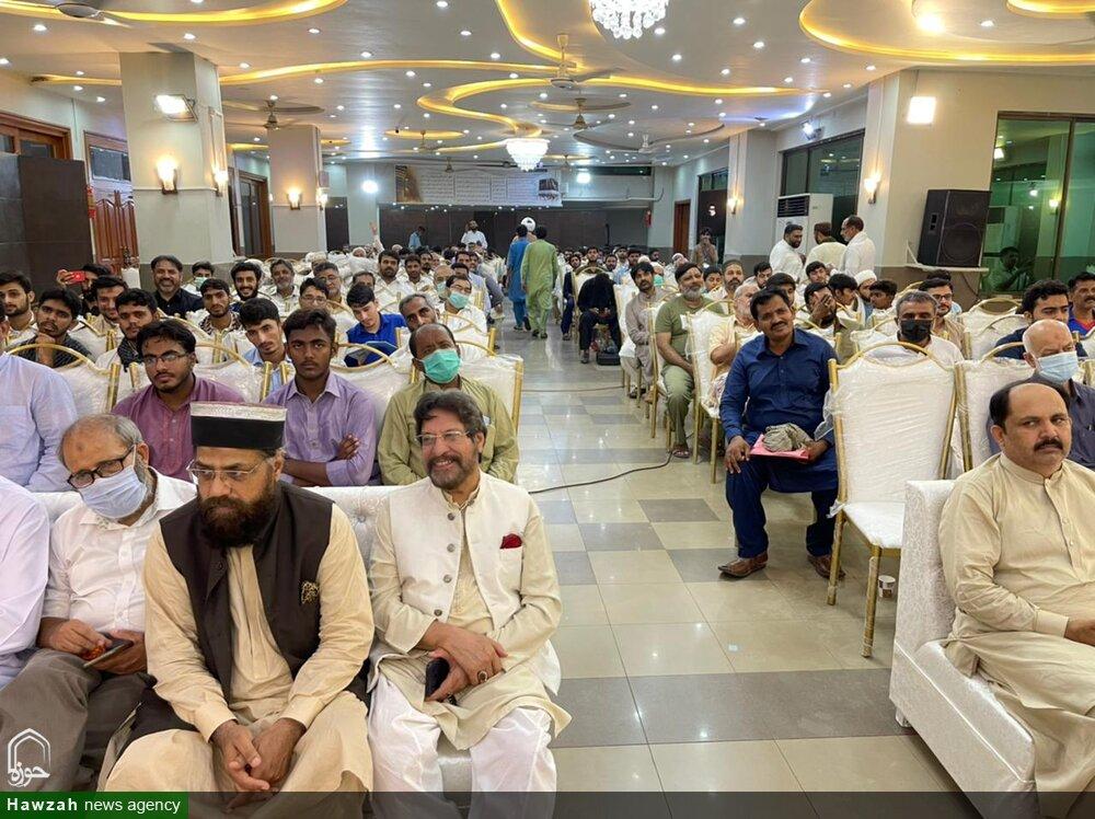 تصاویر/ لاہور،قومی مرکز شادمان لمیں نہج البلاغہ کانفرنس کے مناظر