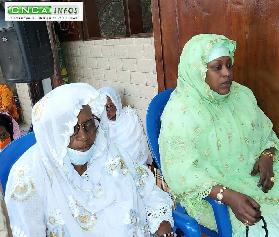 دیدار فعالان دینی ساحلعاج با رئیس مجلس اسلامی این کشور +تصاویر