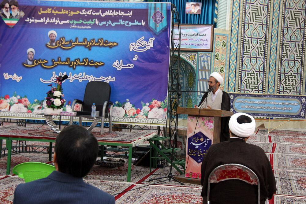 تقویت ساختار حوزه علمیه خراسان شمالی، سبب ماندگاری طلاب در استان شد