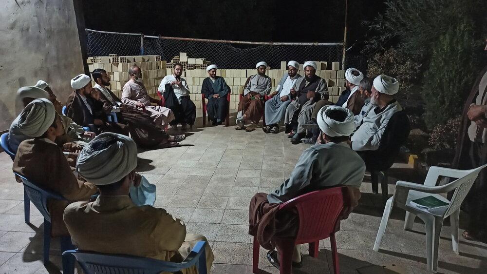 تصاویر/ دوره دانش افزایی مدرسان قرآنی حوزه علمیه کرمان در مدرسه فخریه راور
