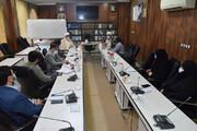 منتخبین شورای اسلامی بوشهر وضع فرهنگی شهر را بررسی کردند