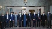 اظهار نظرهای روحانی در آخرین جلسه ستاد هماهنگی اقتصادی دولت