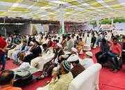 تصاویر/ ایم ڈبلیوایم کراچی ڈویژن کے زیر اہتمام دفاع عزاداری کانفرنس