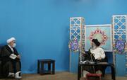دیدار مدیر حوزههای علمیه خواهران کشور با آیت الله موسوی جزایری +عکس
