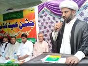 हदीसे ग़दीर शिया और सुन्नी मुसलमानों के यहा मुसल्लेमा हक़ीक़त, अल्लामा मकसूद डोमकी