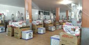 اهدای ۱۱۴ فقره جهیزیه به ۱۱۴ زوج نیازمند لرستانی