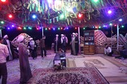 تصاویر/ جشن عید سعید غدیر در جوار مزار شهید گمنام پردیسان