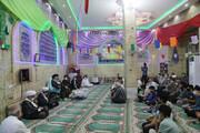 مراسم جشن عید غدیر در مسجد امام حسن عسکری(ع) اهواز برگزار شد