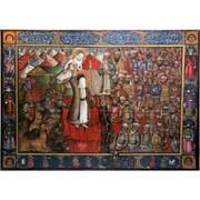 معرفی تابلو نقاشی «شبیه واقعه غدیر» متعلق به دوره قاجار