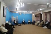 تصاویر/ دیدار عیدانه جمعی از مسئولان خوزستانی با آیتالله موسوی جزایری