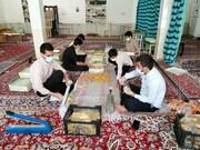 فیلم   بستهبندی و توزیع شیرینی و شکلات روز عید سعید غدیر در شهرستان رامهرمز
