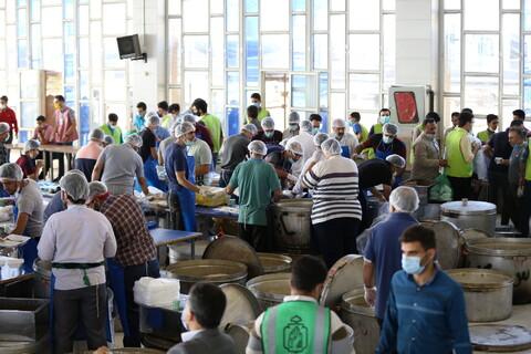 تصاویر/ اطعام 140 هزار نفری عید غدیر در اصفهان
