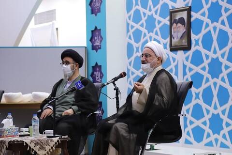 تصاویر / عمامه گذاری طلاب آذربایجان شرقی در روز عید غدیر خم