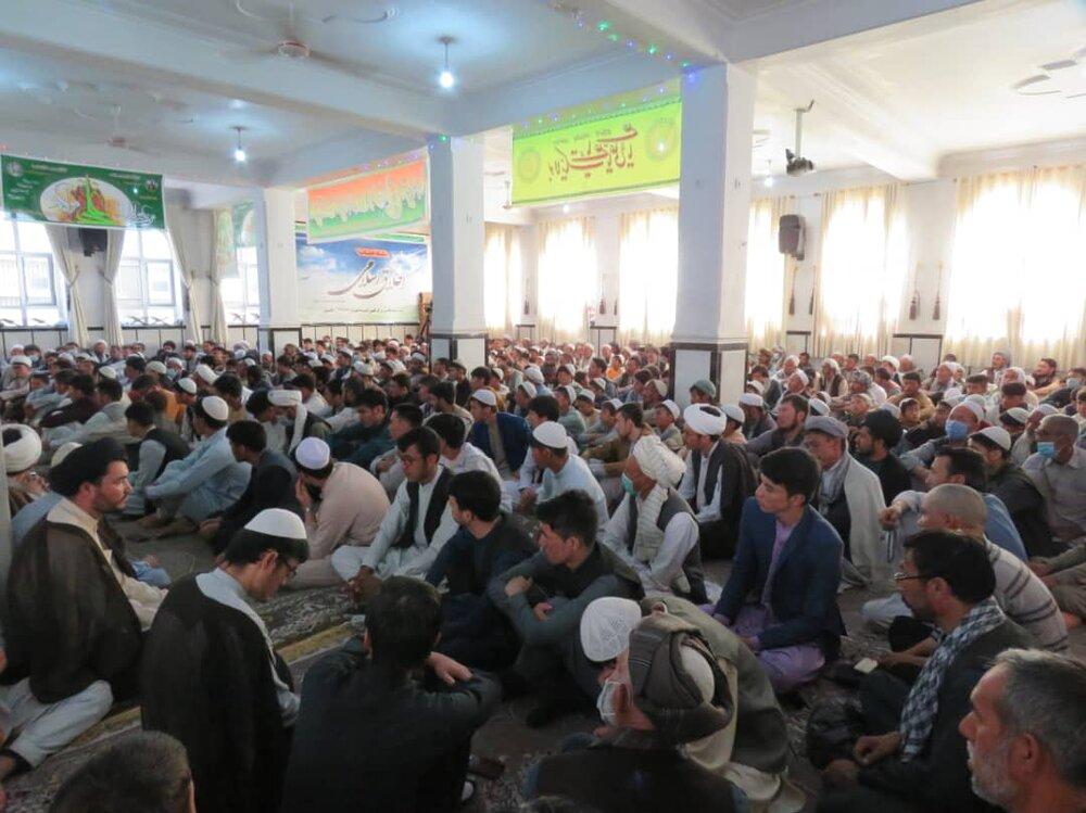 گردهمایی عظیم غدیریان در مرکز فقهی ائمه اطهار (ع) کابل برگزار شد+ تصاویر