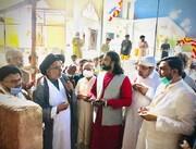 کراچی؛ عید غدیر کے مناسبت سے دانشگاہ ابوالفضل عباس (ع) کے نام سے اسکول کا سنگ بنیاد