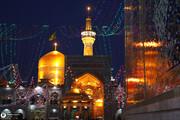 تصاویر/ حضرت امام رضا (ع) کے حرم میں عید غدیر کا جشن