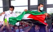 هكذا استقبل الجزائريون بطلهم نورين بعد رفضه مواجهة لاعب إسرائيلي +الصور