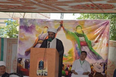 علمدار روڈ کوئٹہ پر جشن عید غدیر