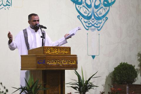 جشن عید بزرگ غدیر در حرم امامین عسکریین (علیهما السلام) در سامرا