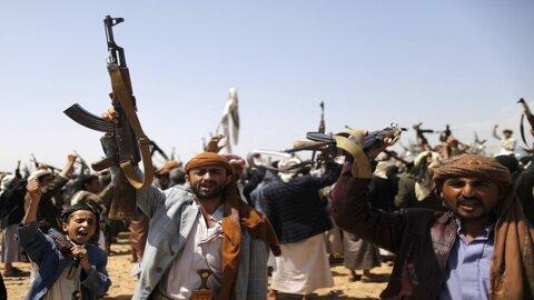 """تحرير نعمان وناطع في المرحلة الـ 2 من""""النصر المبين""""في اليمن"""