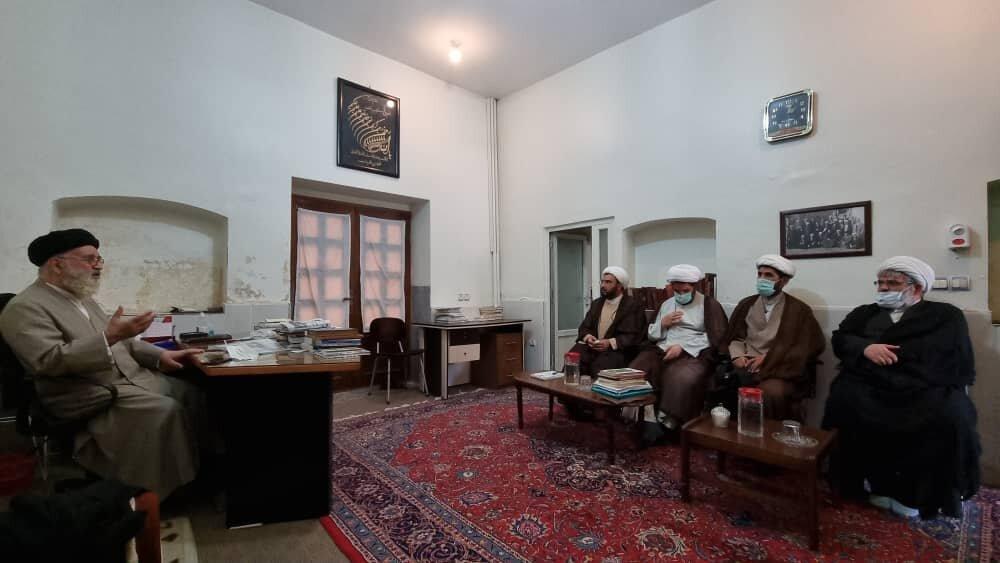 بسیج اساتید تهران