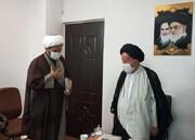 تجلیل مدیر حوزه علمیه خواهران سمنان از مجاهدتهای ۴۲ ساله آیت الله شاهچراغی