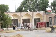 تصاویر / آماده سازی مدرسه امام زین العابدین(ع) در امام زاده شاه جمال الدین(ع) قم