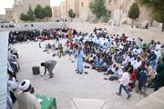 تصاویر / جشن و شادی طلاب غیر ایرانی در پی آزادی شیخ ابراهیم زاکزاکی