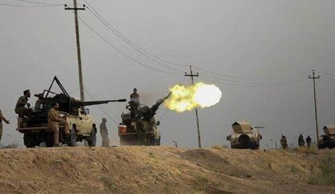 هجوم لـ داعش في ديالى
