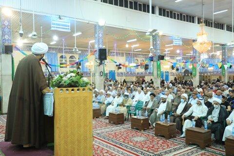 تصاویر دریافتی از جشن عید غدیر در حرم حضرت زینب(س)