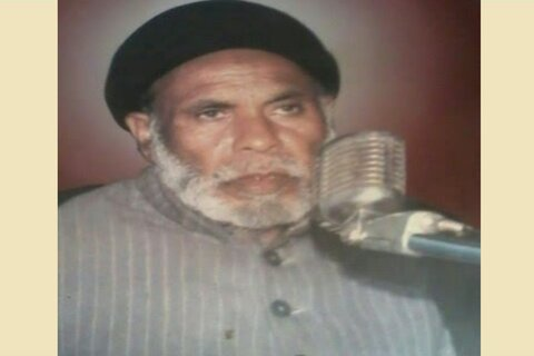 حجت الاسلام سید انتظار حسین نقوی (ہندی) اعلی اللہ مقامہ