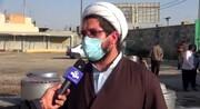 فیلم| گزارشی از اقدامات طلاب و روحانیون جهادی خوزستان در جریان آبرسانی به مردم مناطق محروم