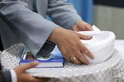 تصاویر/ مراسم عمامه گذاری طلاب در مدرسه علمیه تخصصی امیرالمومنین(ع) بیرجند