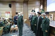 «سردار بابازاده» فرمانده قرارگاه منطقهای عاشورا شد