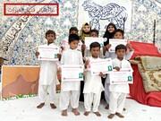 """کراچی کے ننھے بچوں اور خواتین کا """"میں غدیری ہوں"""" کے عنوان سے اظہار خیال"""