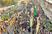 یو پی؛ محرم کے جلوسوں سے متعلق گائڈ لائنس سے شیعوں میں شدید غصہ، بے بنیاد الزامات واپس لینے کا مطالبہ