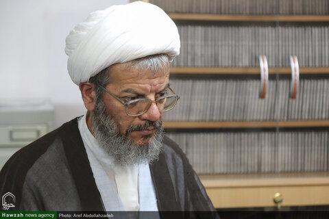 حجت الاسلام والمسلمین محمدحسن رستمیان